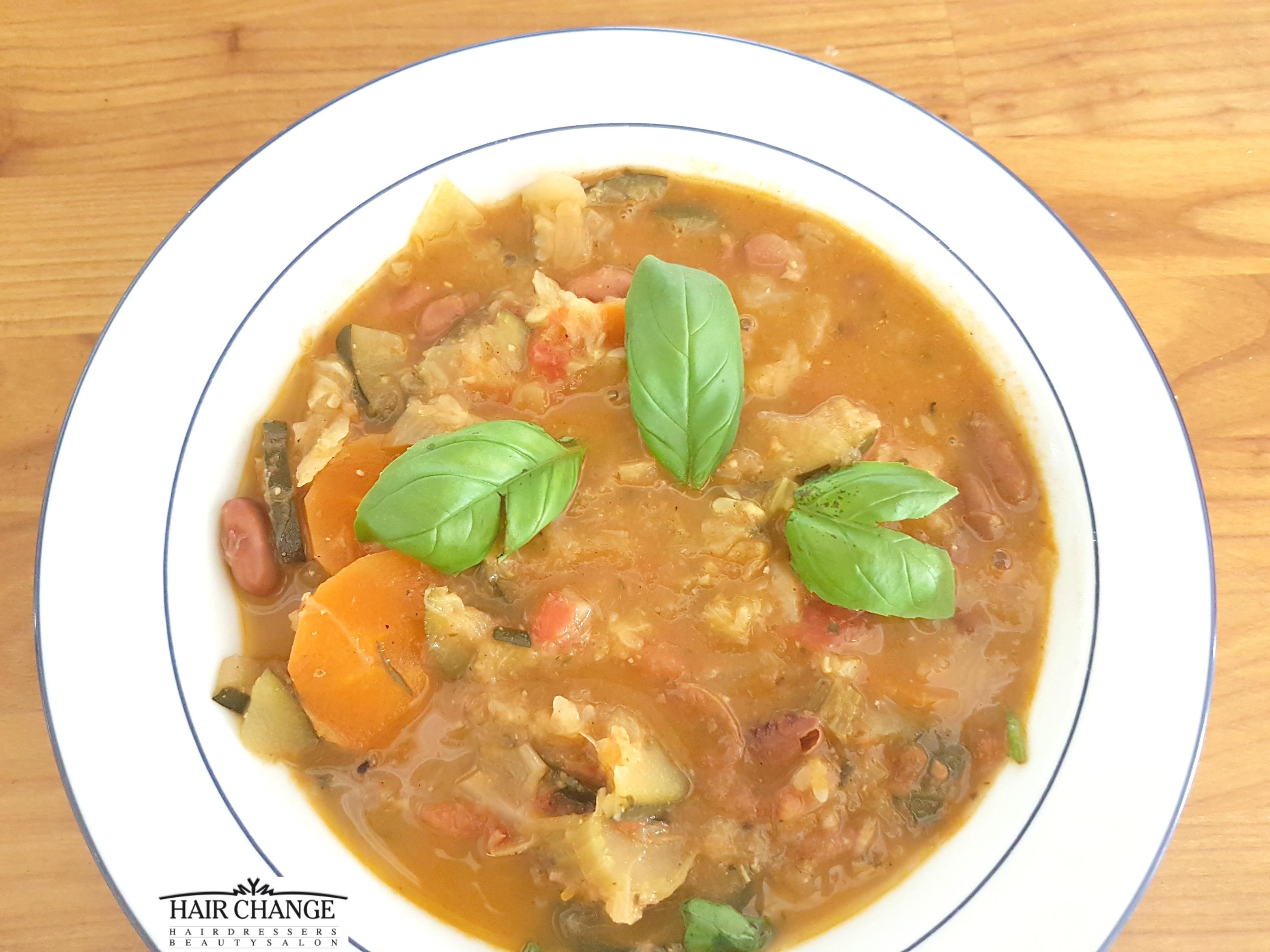Ribollita koolhydraatarme soep