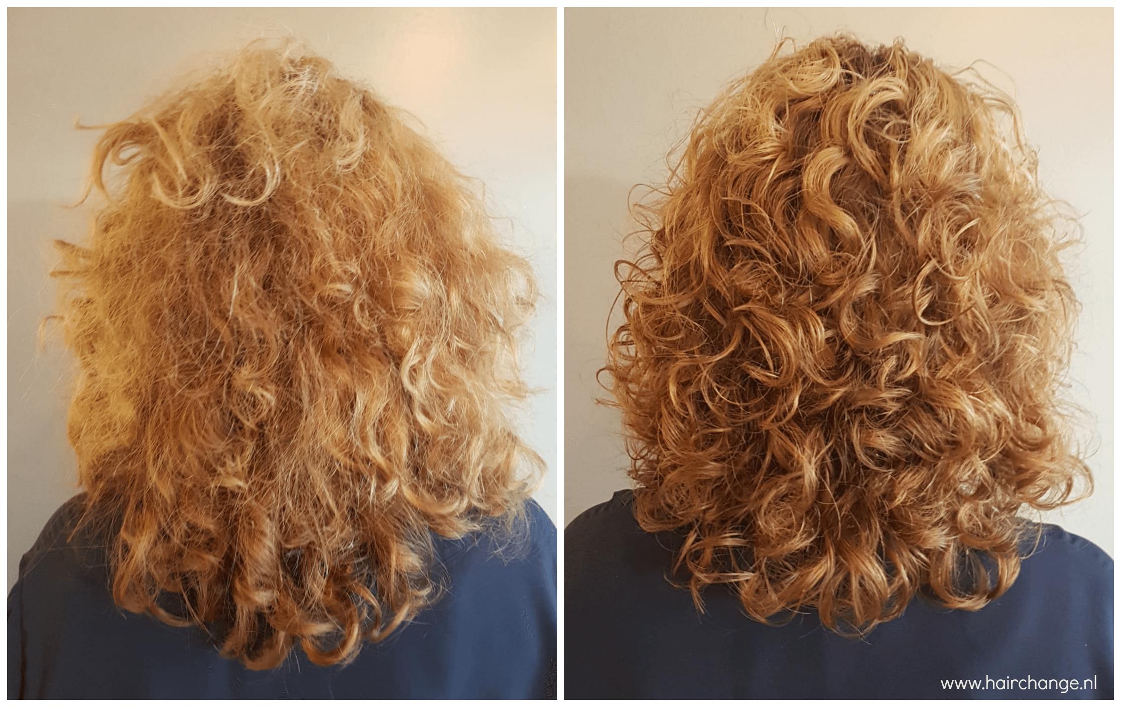 Favoriete Dé Krullen Kapper - Hair Change #FL02